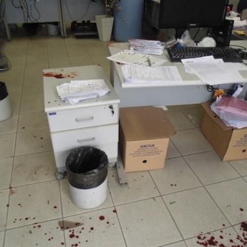 Homem arromba banco, rouba R$ 10, se fere e é preso em hospital no Piauí