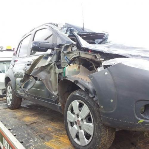 Suplente de deputado estadual se envolve em acidente na PI 113
