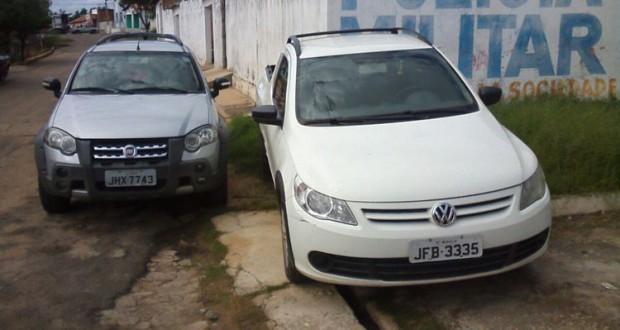 Polícia prende homem e recupera dois carros roubados no Piauí