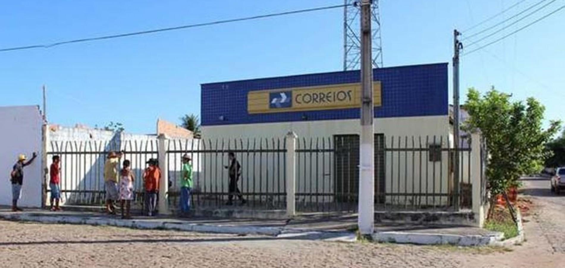 Dupla armada invade e assalta agência dos Correios em cidade do  Piauí