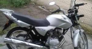 Mais uma moto é roubada em plena luz do dia na cidade de Jaicós