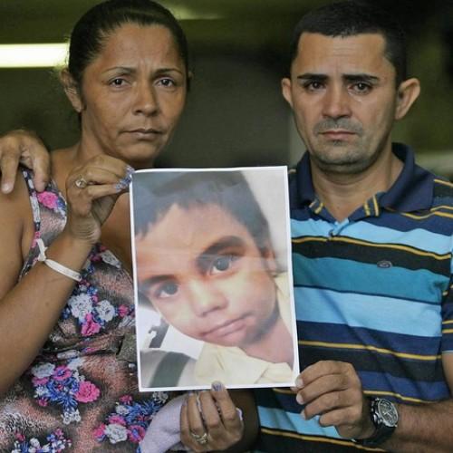 Menino assassinado em favela no RJ é filho de piauiense