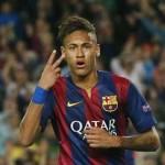 Neymar faz dois gols no início, e Barcelona mata PSG