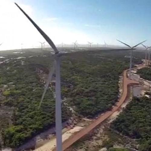 Piauí será 5º maior produtor de energia eólica até 2017