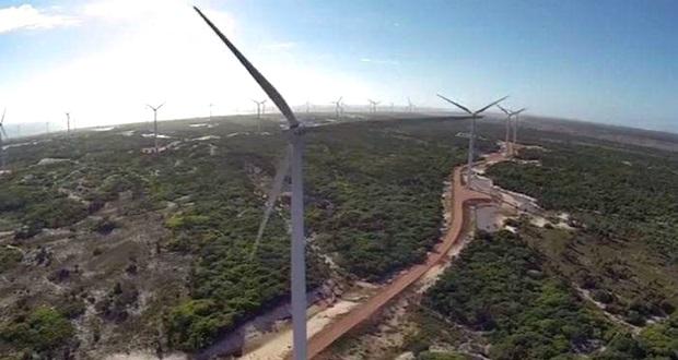 Parque eólico entra em operação nos municípios de Marcolândia, Simões e Padre Marcos