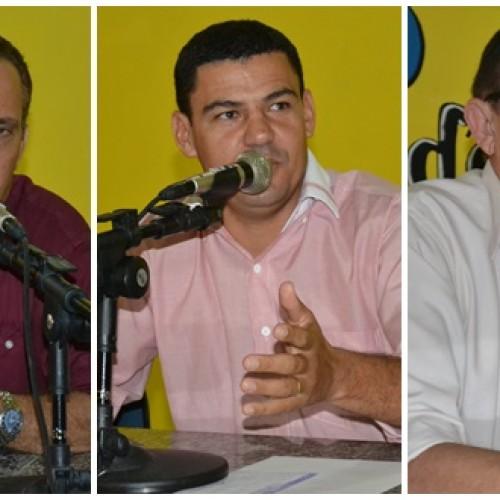 CAMPO GRANDE | Vereadores Rubens, Irmão Del e Quirino se pronunciam em sessão