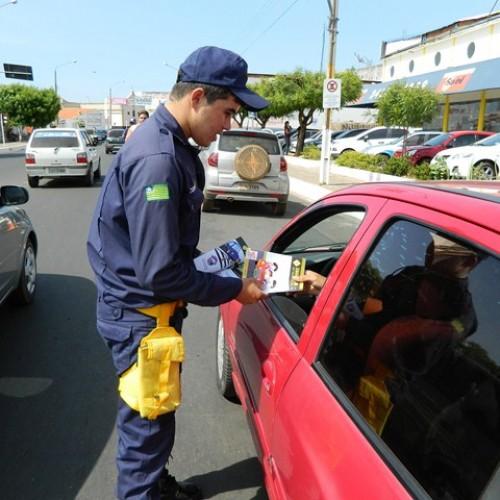 PICOS   Projeto  vai enrijecer a fiscalização do trânsito