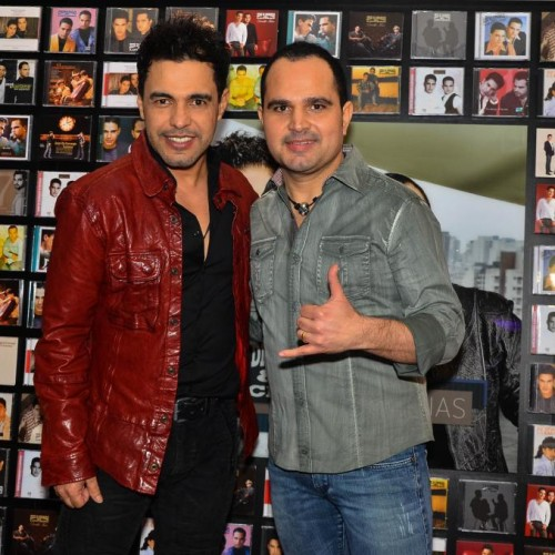 Zezé Di Camargo e Luciano pouco se falam nos bastidores