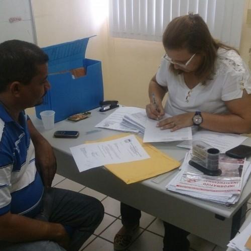 Prefeito de Curral Novo Leônidas Lopes entrega propostas do Programa Nacional de Fortalecimento da Agricultura Familiar – PRONAF