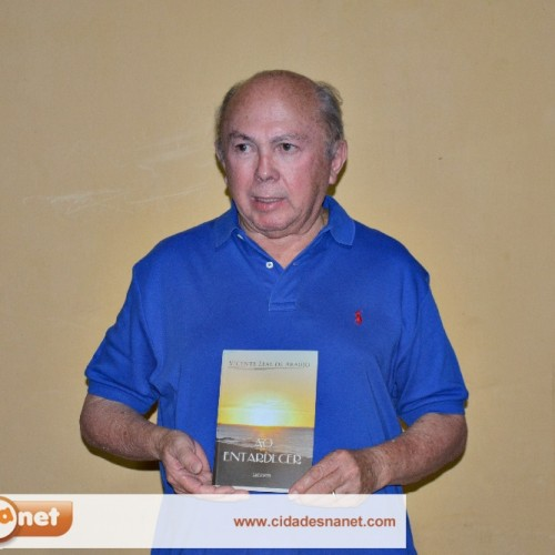 Ministro Vicente Leal lançará livro em Jaicós dia 28 de julho