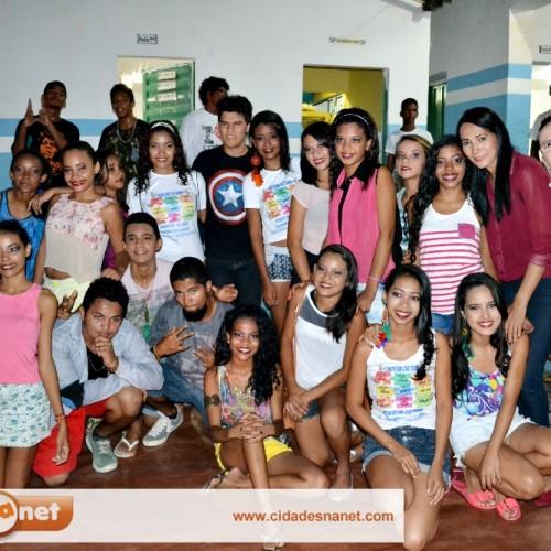 MASSAPÊ | Projeto leva dança para aulas de educação física em escola pública