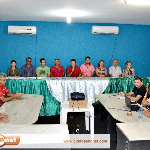 PADRE MARCOS | Audiência pública discute a elaboração do Plano Municipal de Resíduos Sólidos