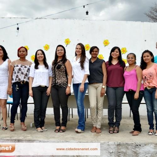 JAICÓS   NASF e escola Lyli Silveira promovem palestra sobre o abuso sexual de crianças e adolescentes