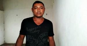 PATOS   Homem é preso acusado de invadir casa e espancar a cunhada