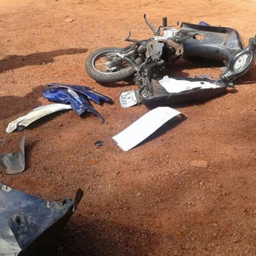Mãe perde filha de 13 anos após acidente de moto no interior do Piauí