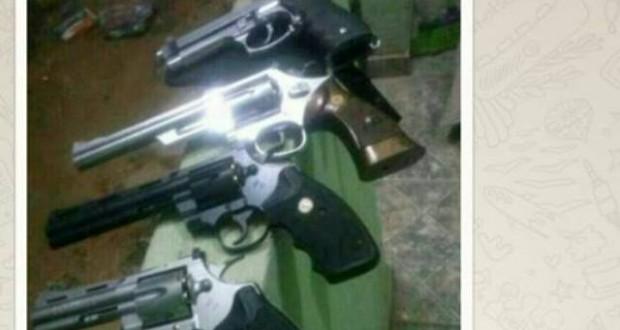 Homem vende arma pelo WhatsApp no Norte do Piauí