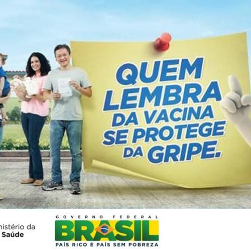 Piauí não atinge meta e vacinação contra gripe é prorrogada até o dia 5
