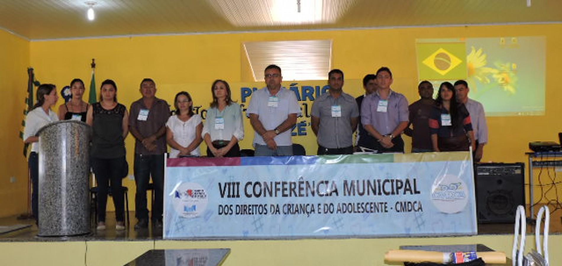 Campo Grande do Piauí realiza  VIII Conferência dos Direitos da Criança e do Adolescente