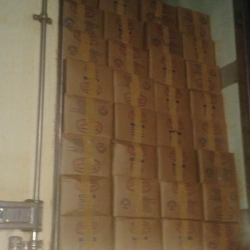 Caminhões com 48 mil quilos de queijo são apreendidos pela Sefaz