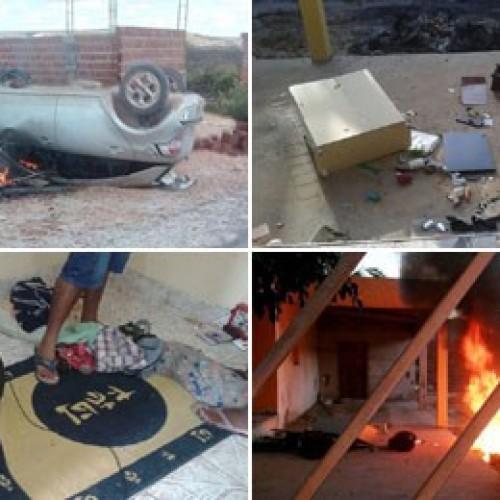 Após filho de pastor atropelar e matar motociclista, população incendeia carro e  casa de líder evangélico