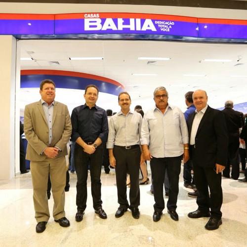 Casas Bahia abre primeira loja no Piauí e gera 100 empregos diretos; veja fotos