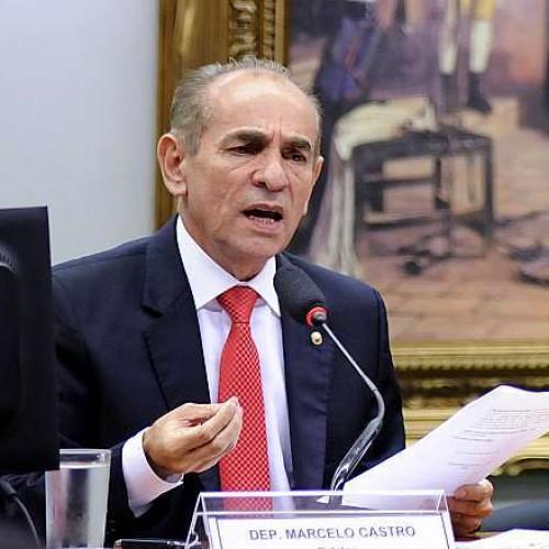Presidente da Câmara tira Marcelo Castro da relatoria da reforma política
