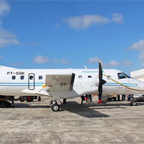 Mais uma empresa aérea apresenta projeto para voos regionais no Piauí