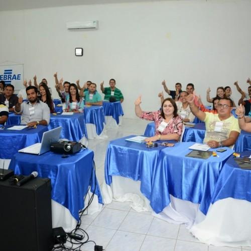 SIMÕES | Prefeitura e Sebrae promovem importante seminário de capacitação empresarial