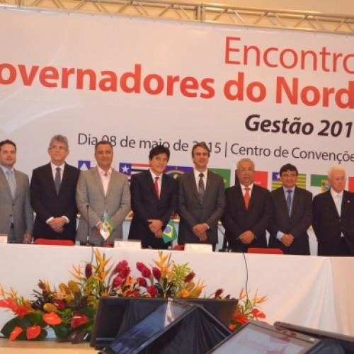 Encontro de governadores do Nordeste discute pauta de desenvolvimento regional