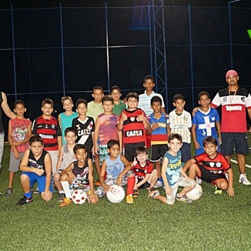 Fitness Academia cria Escolinha de Futebol em Jaicós