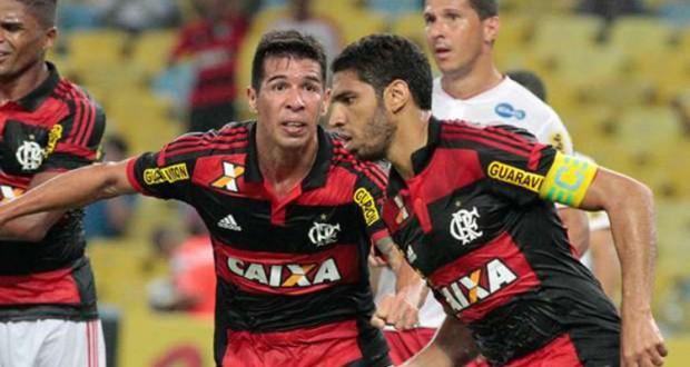 Flamengo fica no empate contra o Náutico pela Copa do Brasil