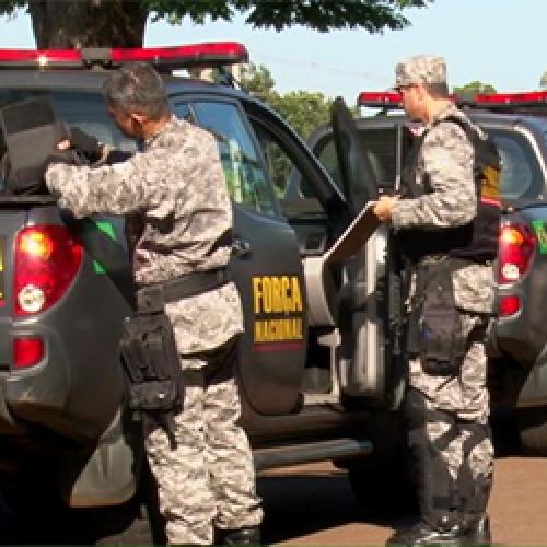 Policiais da Força Nacional são afastados após conduta errada