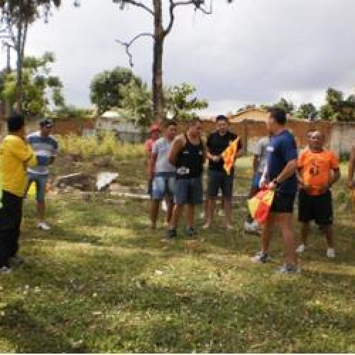 Fundespi realiza cursos para árbitros de futebol no interior no Piauí