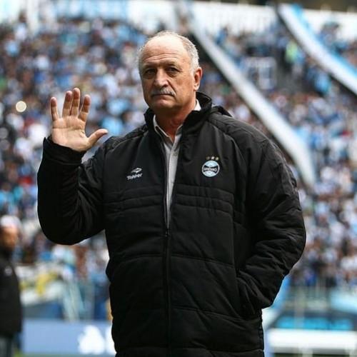 Grêmio anuncia a saída de Luiz Felipe Scolari
