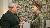 Dilma se reúne com Lula antes de anunciar corte no orçamento