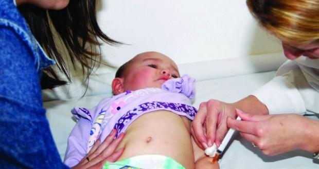 Campanha contra a gripe pretende imunizar mais de 53 mil crianças