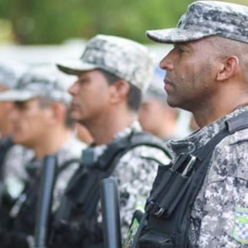 Policiais do Piauí serão treinados na doutrina da Força Nacional de Segurança