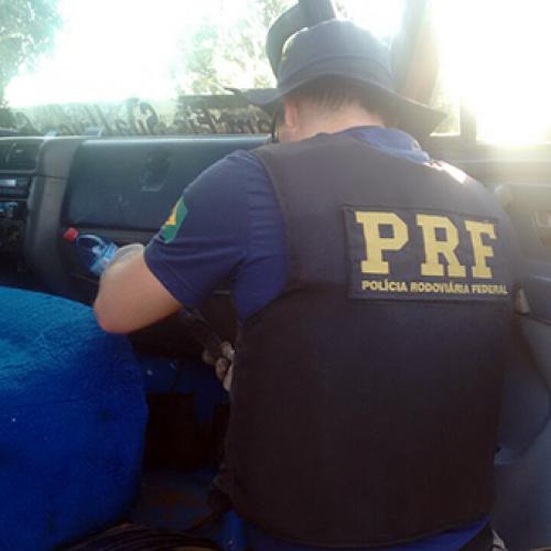 Condutor com anfetamina guardada no sapato é detido na BR 230, no PI