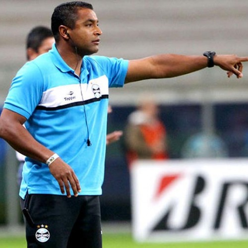 Grêmio anuncia contratação de Roger Machado para o lugar de Felipão