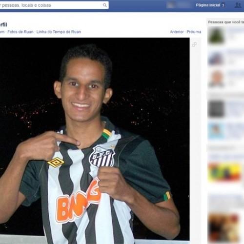 Polícia exuma o corpo de Ruan Pedreira para ter certeza da autoria do crime
