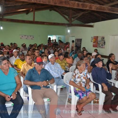 STR de Padre Marcos realiza Assembleia e presta contas aos seus associados
