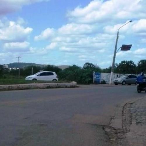 Operação diminui o tráfego de veículos no Centro de Picos