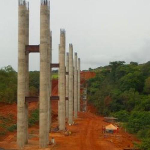 Construção de ferrovia muda a paisagem e a vida das pessoas em municípios piauienses