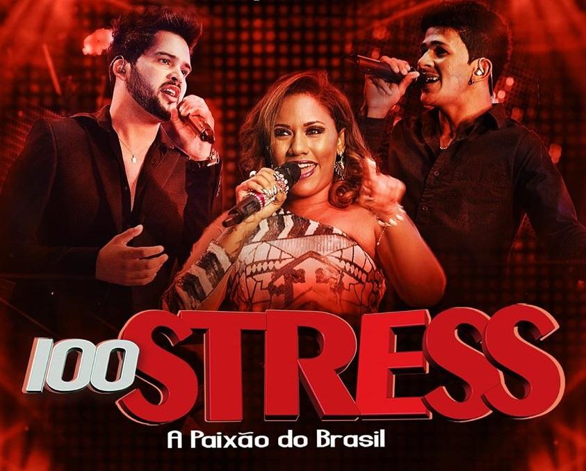 100 stress
