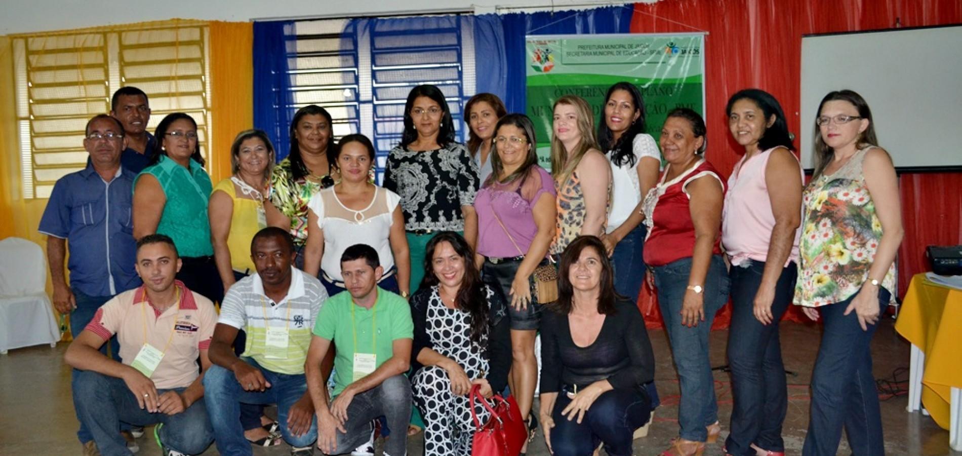 Jaicós realiza Conferência e debate o Plano Municipal de Educação