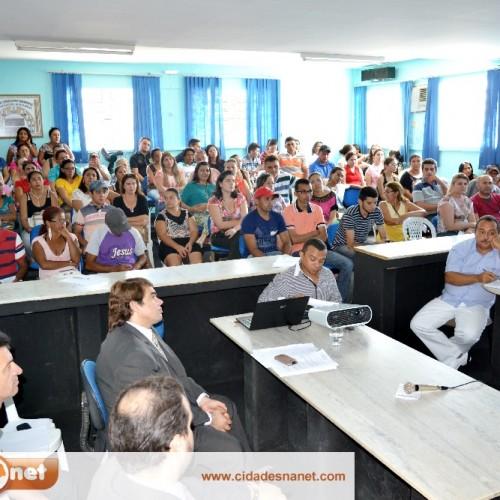 Audiência pública discute a implantação da previdência própria em Padre Marcos