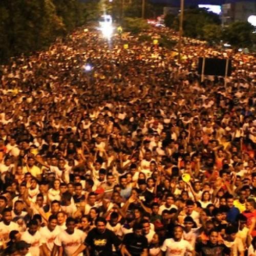 Teresina, capital do estado mais católico do país reúne o maior evento evangélico do Nordeste
