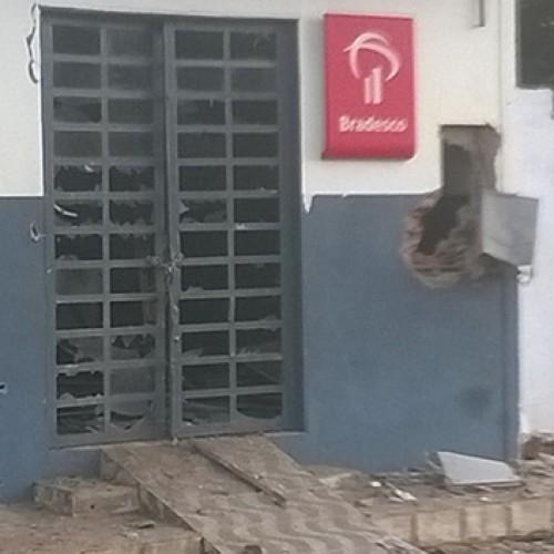 PM descobre quartel-general de bando suspeito de assaltos a bancos no interior
