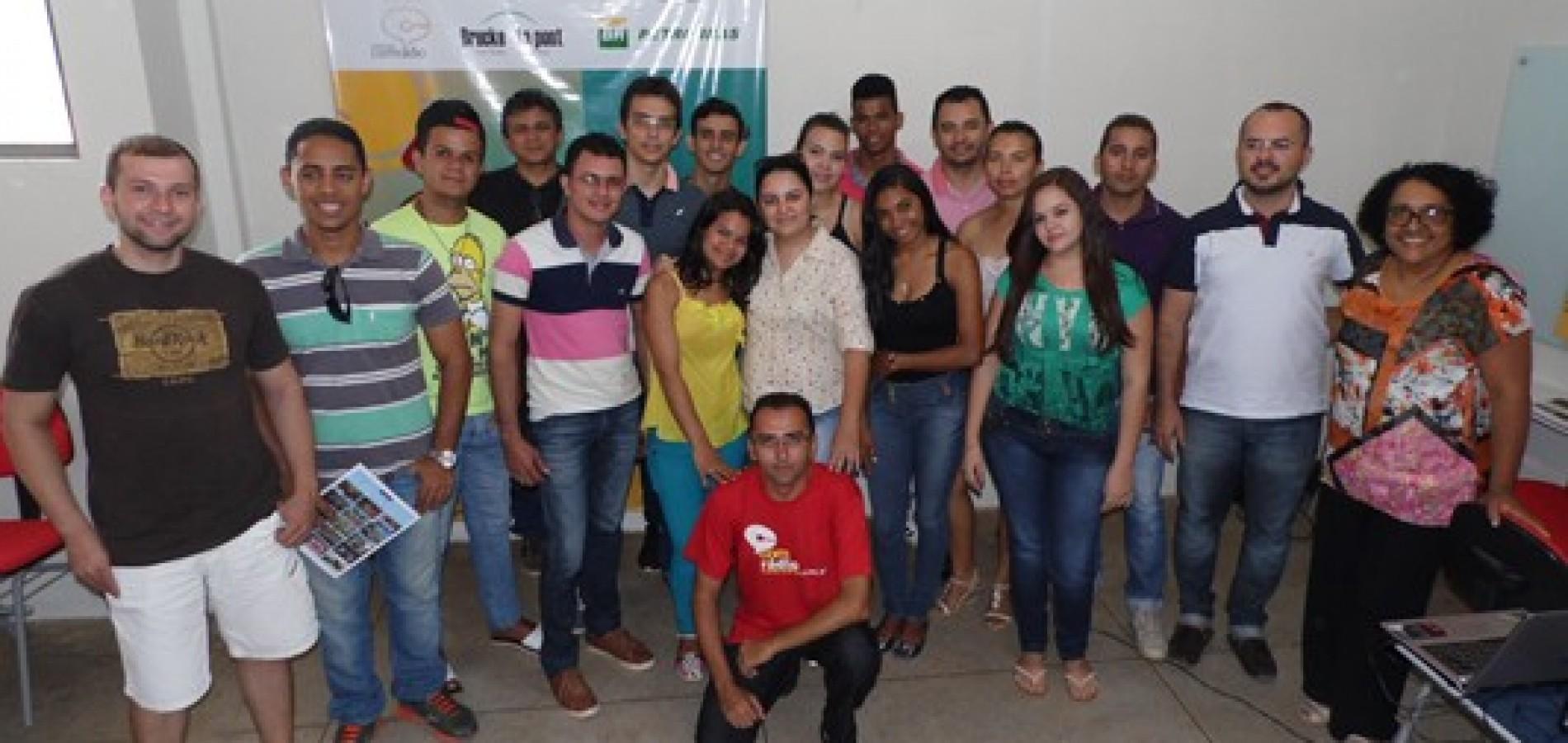 Projeto Jovens Radialistas 2015 inicia nova turma em Picos