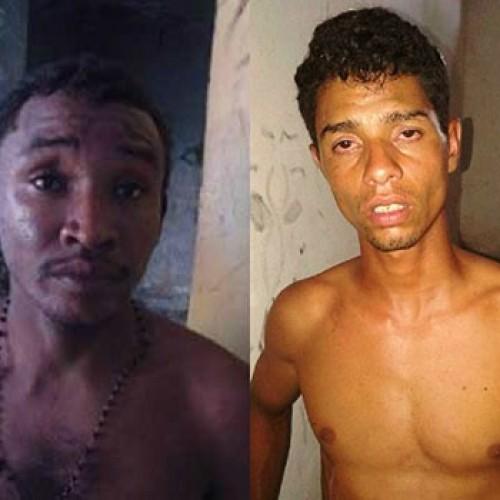 Assaltantes de motocicletas são presos no interior do Piauí